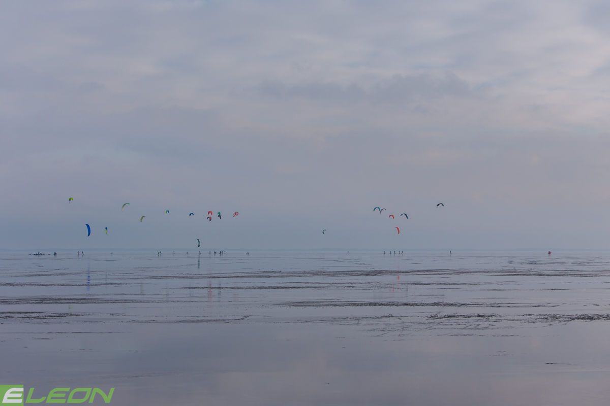 Kites at WISSA Worlds 2016 - Day 1 Photo Jose Juola